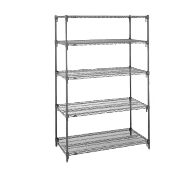 Metro 5AA427C Super Adjustable Super Erecta® Add-On Shelving