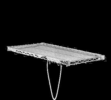 Metro A2454NS Super Adjustable Super Erecta® Shelf