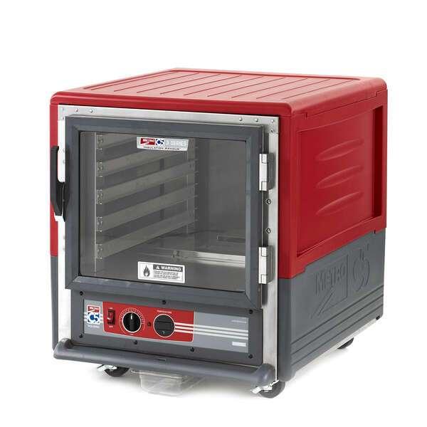 Metro C533-HLFC-LA C5™ 3 Series Heated Holding Cabinet  lower wattage