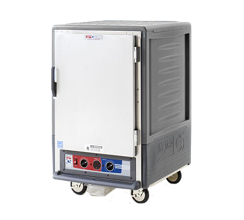 Metro C535-CLFS-4-GY C5™ 3 Series Heated Holding & Proofing Cabinet