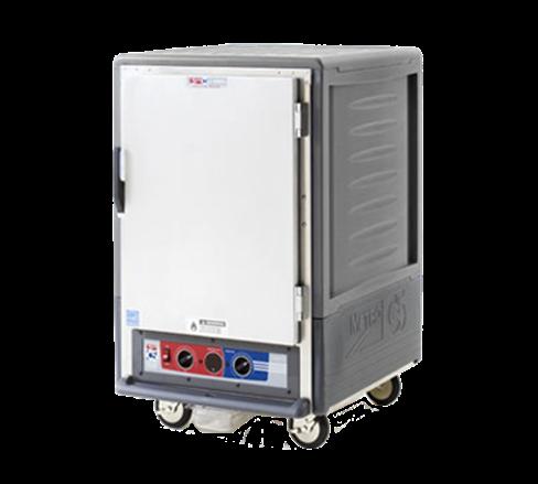 Metro C535-HLFS-L-GYA C5™ 3 Series Heated Holding Cabinet