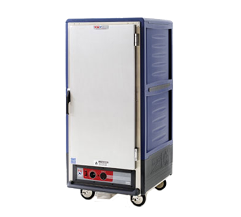 Metro C537-CFS-L-BUA C5™ 3 Series Heated Holding & Proofing Cabinet