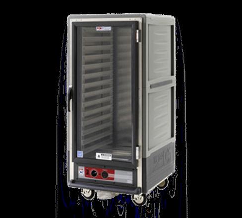 Metro C537-HFC-4-GYA C5™ 3 Series Heated Holding Cabinet