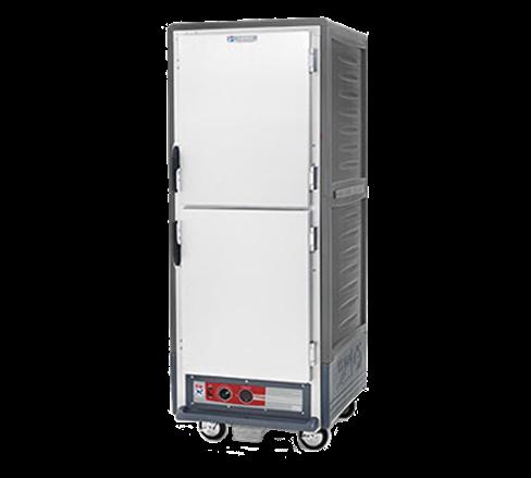 Metro C539-HDS-L-GYA C5™ 3 Series Heated Holding Cabinet