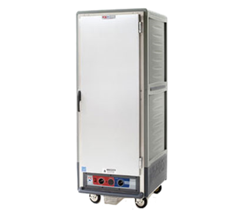 Metro C539-HFS-L-GY C5™ 3 Series Heated Holding Cabinet