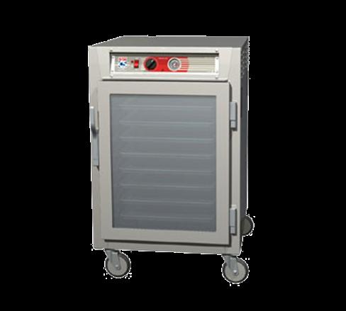 Metro C565L-SFC-UPFSA C5™ 6 Series Heated Holding Cabinet