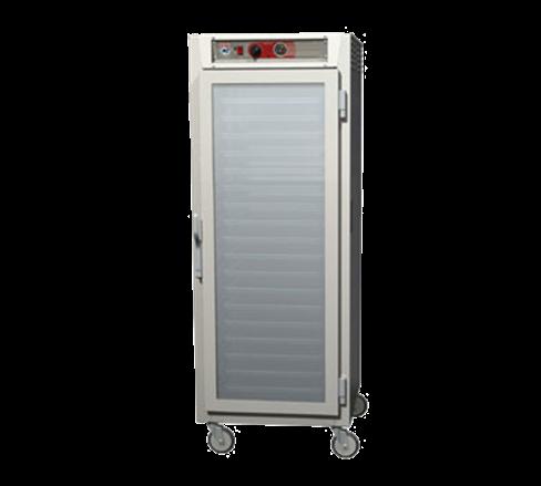 Metro C569-NFC-UPFCA C5™ 6 Series Heated Holding Cabinet