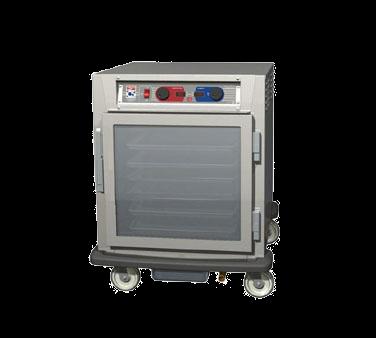 Metro C593L-NFC-U C5™ 9 Series Controlled Humidity Heated Holding &