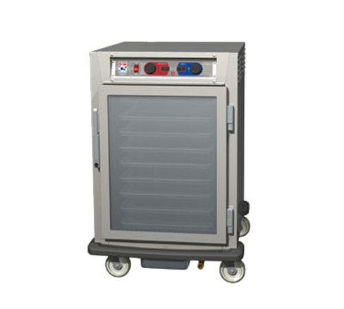 Metro C595L-NFC-UPFS C5™ 9 Series Controlled Humidity Heated Holding &