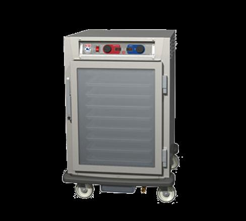 Metro C595L-SFC-LPFCA C5™ 9 Series Controlled Humidity Heated Holding &