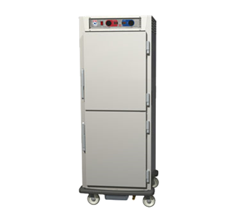 Metro C599-SDS-UPDSA C5™ 9 Series Full Height Solid Door Insulated Mobile Pass-Thru Proofing and Holding Cabinet, 120 Volts
