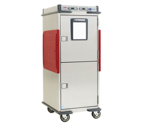 Metro C5T9D-DSB C5™ T-Series Transport Armour™ Full Height Solid Door Mobile Heated Holding Cabinet, 120 Volts