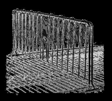 Metro DD18BL Super Erecta® Shelf Divider