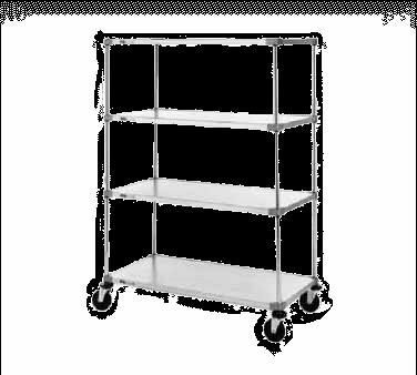 Metro F536EG Super Erecta® Stem Caster Cart