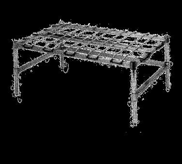 Metro HP52K3 Super Erecta® Dunnage Rack with Mat