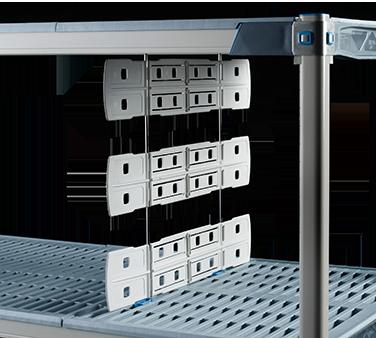 Metro MD18-20 Shelf-to-Shelf Divider