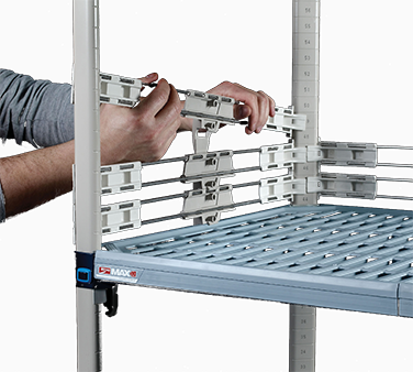 Metro MQL36-2S MetroMax Q™ Stackable Shelf Ledge