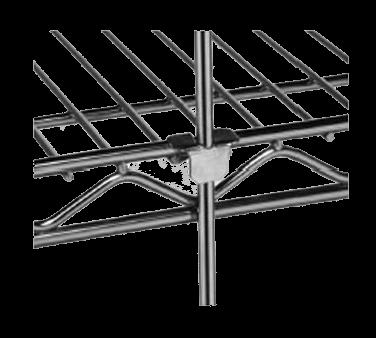 Metro R52S Super Erecta® Rod & Tabs