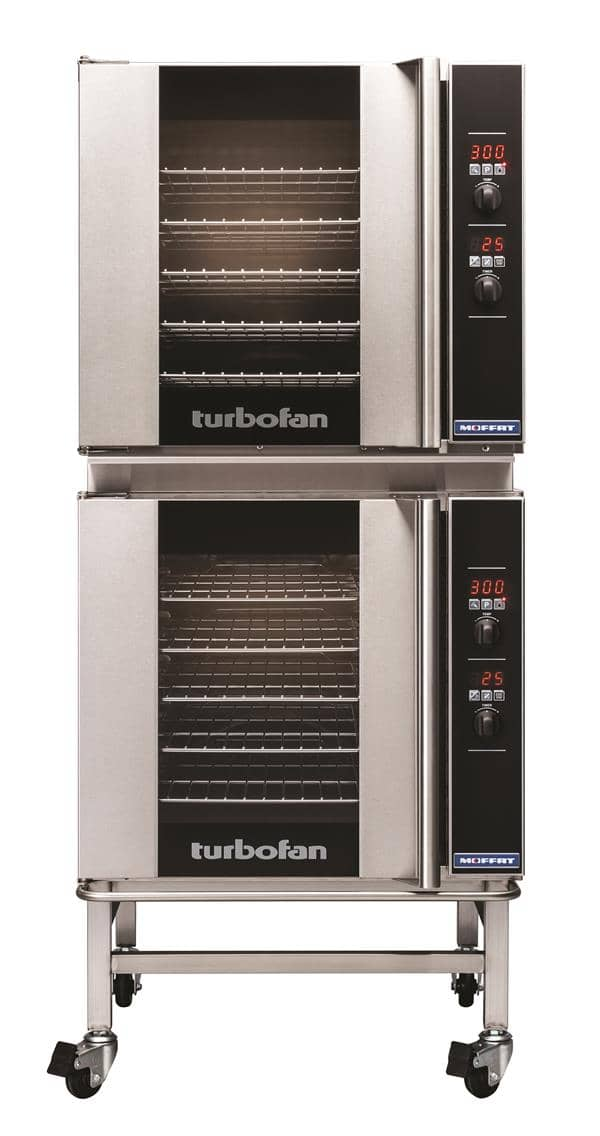 Moffat E32D5/2C Turbofan Convection Oven