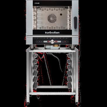 Moffat Moffat EC40D5/2 Turbofan® Combi Oven