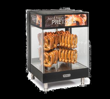 NEMCO Food Equipment 6423 Pretzel Merchandiser