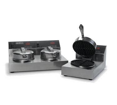NEMCO Food Equipment 7000A-2S240 Waffle Baker