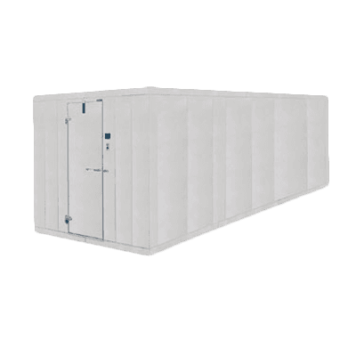 Nor-Lake 9X16X8-7 Fast-Trak™ Indoor Walk-In (Box Only) (Box Only)