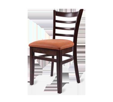 Original Wood Seating W41 P7/COM Side Chair
