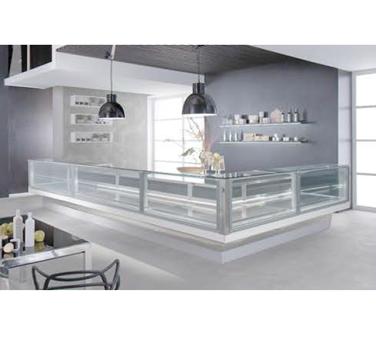 Oscartek LA CROSSE C1150 La Crosse Chocolate Display/Showcase