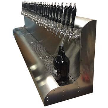 Perlick Corporation Corporation 3076-17 Modular Draft Beer Dispensing Tower