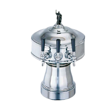 Perlick Corporation Corporation 4005-3B Gambrinus Draft Beer Tower