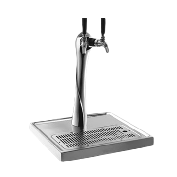 Perlick Corporation Corporation 4041GD-2B Lucky Draft Beer Tower