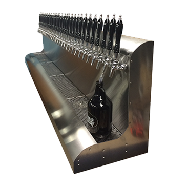 Perlick Corporation Corporation 4076BK29 Modular Draft Beer Dispensing Tower