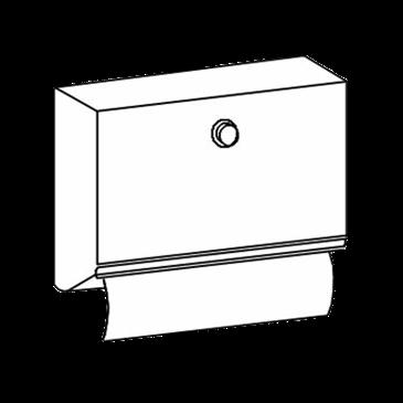 Perlick Corporation Perlick Corporation 7055-270 Paper towel dispenser