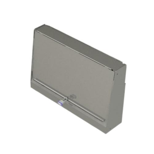 Perlick Corporation Corporation SRLC-S66 Locking Speed Rail Cover