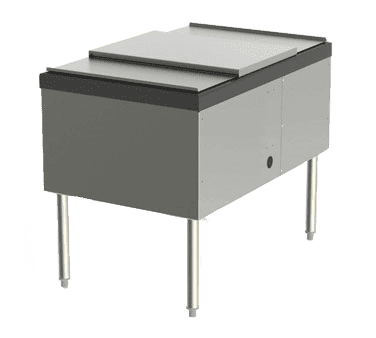 Perlick Corporation SS30IC10 Service Station Ice Chest