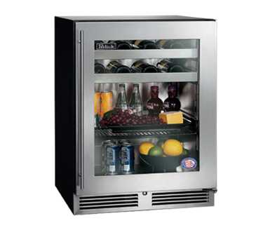 perlick corporation corporation hb24bs ada series beverage center - Beverage Center