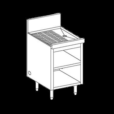 Perlick Corporation SC18-18 Storage Cabinet   CKitchen.com