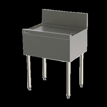 Perlick Corporation Corporation TS42 TS Series Underbar Drainboard