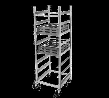 Piper Products/Servolift Eastern 208 Econoline Racks