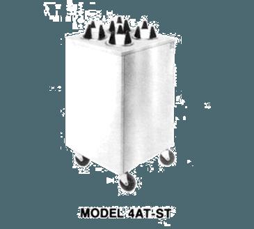 Piper Products/Servolift Eastern 4AT75-ST Dish Dispenser