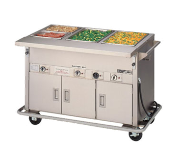 Piper Products/Servolift Eastern 5-HF-HIB Elite Hot Food Serving Counter