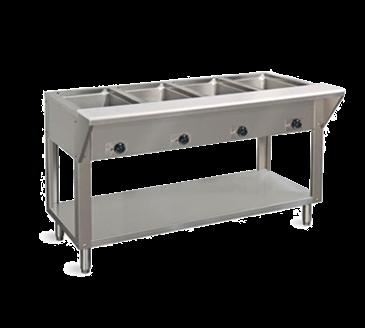 Piper Products/Servolift Eastern DB-2-HF Design Basics Hot Food Table