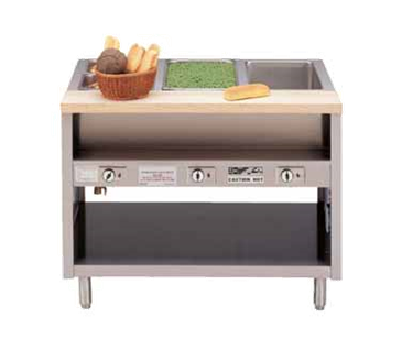 Piper Products/Servolift Eastern DME-3-OS Pipermatic Serving Counter