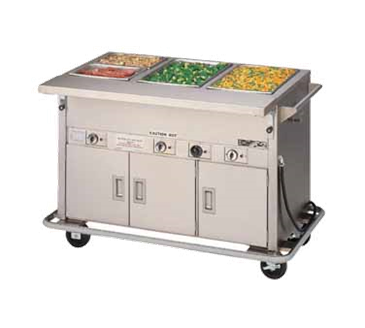 Piper Products/Servolift Eastern DME-5-PTSB Pipermatic Serving Counter