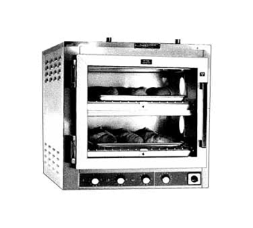 Piper Products/Servolift Eastern Piper Products/Servolift Eastern DO-2H-CT Super Systems Hearth Type Oven