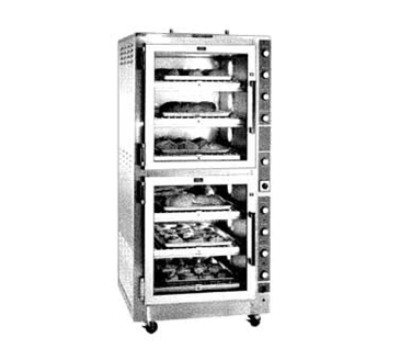 Piper Products/Servolift Eastern Piper Products/Servolift Eastern DO-6 Super Systems Hearth Type Oven