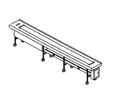 Piper Products/Servolift Eastern FABRIC-8 Conveyor