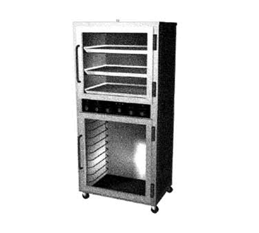 Piper Products/Servolift Eastern OP-3-SL Super Systems Hearth Type Oven/Proofer Combination