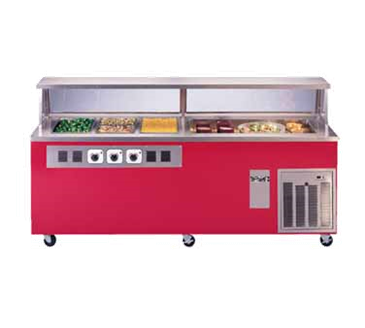 Piper Products/Servolift Eastern R3H-2CI Reflections Serving Counter